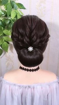 Easy & Quick Hairstyle Braid Tutorial For Long And Medium Length Hair Step By Step Beautiful hairstyles for school - Easy Hair Style for Long Hair - Party Hairstyles - Hairstyles tutorials for girls #braidstyles #hairtutorial #hairvideos #braidedhair #dutchbraids #frenchbraid #videotutorial Hairstyle Braid, Bun Hairstyles For Long Hair, Braided Hairstyles Tutorials, Braids For Long Hair, Quick Hairstyles, Party Hairstyles, Beautiful Hairstyles, Heatless Hairstyles, Bridal Hairstyle