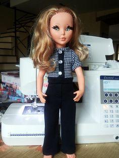 Completo pantaloni per Sheila Furga