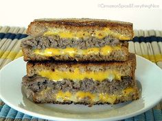 Burger recipes on Pinterest | Burgers, Beef Burgers and Cheeseburgers