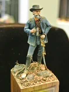 FIGS- Union officer--- by Bill Horan.