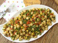 Nohut Salatası Resmi