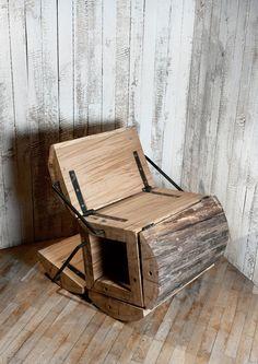 The Waste less chair | A R T N A U