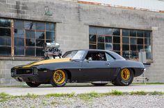 blower cars | 1969 Camaro Psi Blower Side