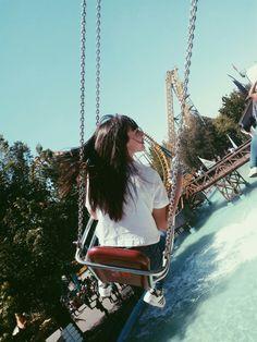 Foto tumblr en parque De diversiones