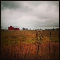Stormy November day in Prince Edward County.  Photo courtesy of countytshirts.com