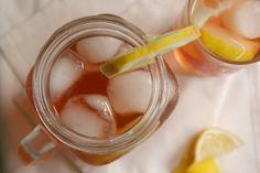 Lemon Iced Tea // Perfect Summer Drink