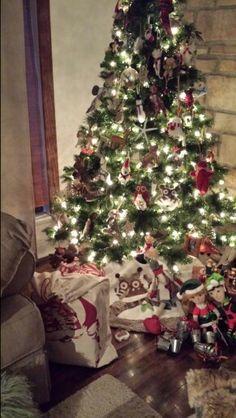 Sapin 2015 Christmas Tree, Holiday Decor, Home Decor, Fir Tree, Teal Christmas Tree, Xmas Tree, Christmas Trees, Home Interior Design, Decoration Home