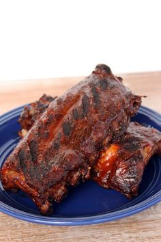 Crockpot-BBQ-Ribs - making this right now for dinner tonight!