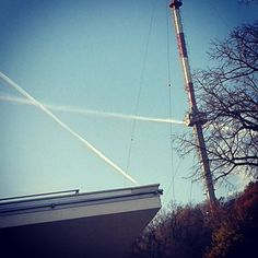 Lines, Kahlenberg 1190 Wien Utility Pole, Instagram Posts, City