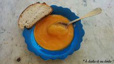 La courge de Nice, vous connaissez ? Découvrez la à travers une recette de soupe froide pour prolonger l'été !