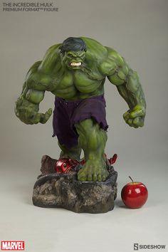 BLOG DOS BRINQUEDOS: Incredible Hulk Marvel Premium