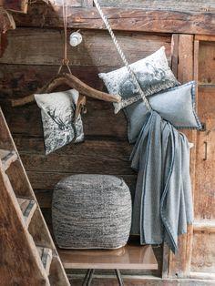 Design trifft auf Gemütlichkeit... Facon, Decoration, Throw Pillows, Inspiration, Bed, Comme, Design, Chic, Cushions