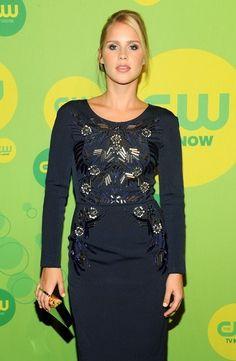 Claire Holt (CW Upfronts 2013)