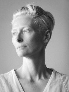 Tilda Swinton | by Katerina Jebb