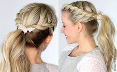 40 Creative Hairstyle Ideas For Girls