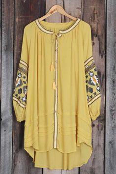 #AdoreWe #CupShe dress - CupShe Good All Around Embroidered Shirt Dress - AdoreWe.com