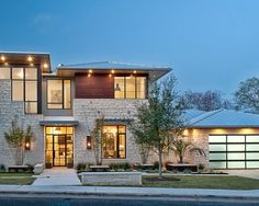 Modern Exterior Design, Pictures, Remodel, Decor and Ideas - page 16