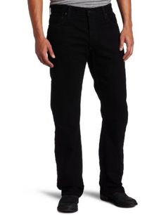 #5: Levi's Men's 505 Straight Fit Jean