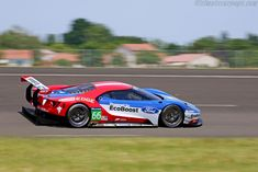 Ford GT LM GTE . 2016