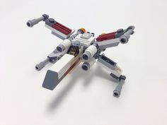 LEGO X-Wing Starfighter in Micro | Flickr - Photo Sharing!