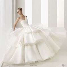 how to make a wedding gown