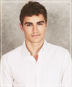 Dave Franco- the Franco parents know how it's done...