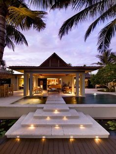Luxury places for living
