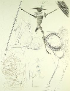 Salvador Dali, Don Quixote