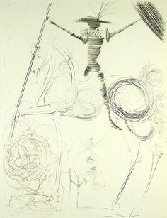 Salvador Dali, Don Quixote