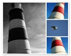 Lighthouse c/o Wibbly Wobbly Me