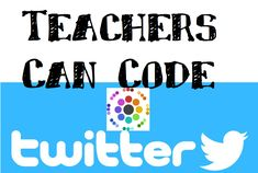 Teachers Can Code ( Teacher Resources, Coding, Learning, Studying, Teaching, Programming, Onderwijs