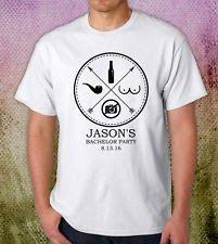 Bachelor Party Custom-Men's Graphic T-Shirt