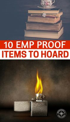 10 EMP Proof Items to Hoard - This article offers up a collection of EMP proof items that you can hoard today. These items are also all payoff for other disasters as well. You will not find items on this list that wont help in other disasters.