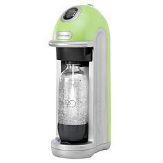 "Sodastream ""Fizz Chip™"" Soda Maker Machine, Green | Bloomingdale's"