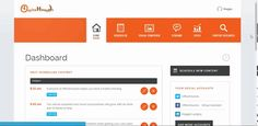 Easy to use Free Social Media Dashboard