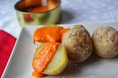 Cocinando con las Chachas: Papas Arrugás con Mojo Picón