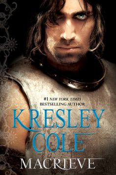 #CoverReveal MacRieve by Kresley Cole (Immortals After Dark #13) | Publisher: Gallery Books | Publication Date: July 2, 2013 | #paranormal