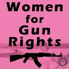 I'm all for gun rights!!!! The right to bear arms!