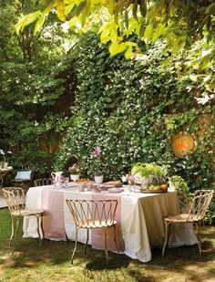 Um jardim, para usar qualquer hora.