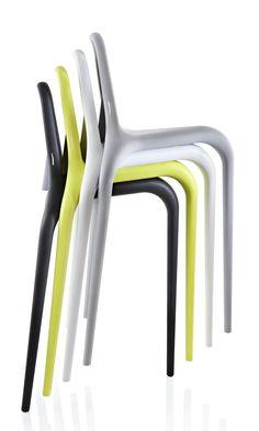 The NONO' Chair by Stefano Soave for Alma Design