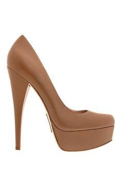 Camel Alejandro Ingelmo Platform shoes …  Shoes