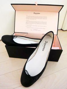 repetto ballerina flats. Love this shoe brand ~ Epi