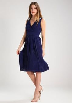 TFNC - MONIA  - Cocktailjurk - navy