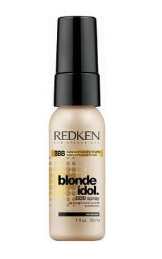 Redken blonde idol. BBB Spray 30ml.