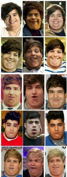 one direction goes fat i laughed for like ten minutes One Direction Humor, I Love One Direction, Can't Stop Laughing, Laughing So Hard, Larry, Harry Styles, Just In Case, Just For You, Bae