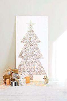 Traditional Christmas tree alternatives