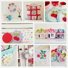 so much crafty cuteness from hopscotch lane's etsy shop <3