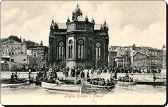 Bulgar Sveti Stefan Kilisesi , Fener - 1900 ler