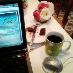 At work ...sometime your life is really hard. #Kitsch #beirut #Gemmayze - @caterinaagatamaria- #webstagram