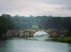 Blenheim park and bridge